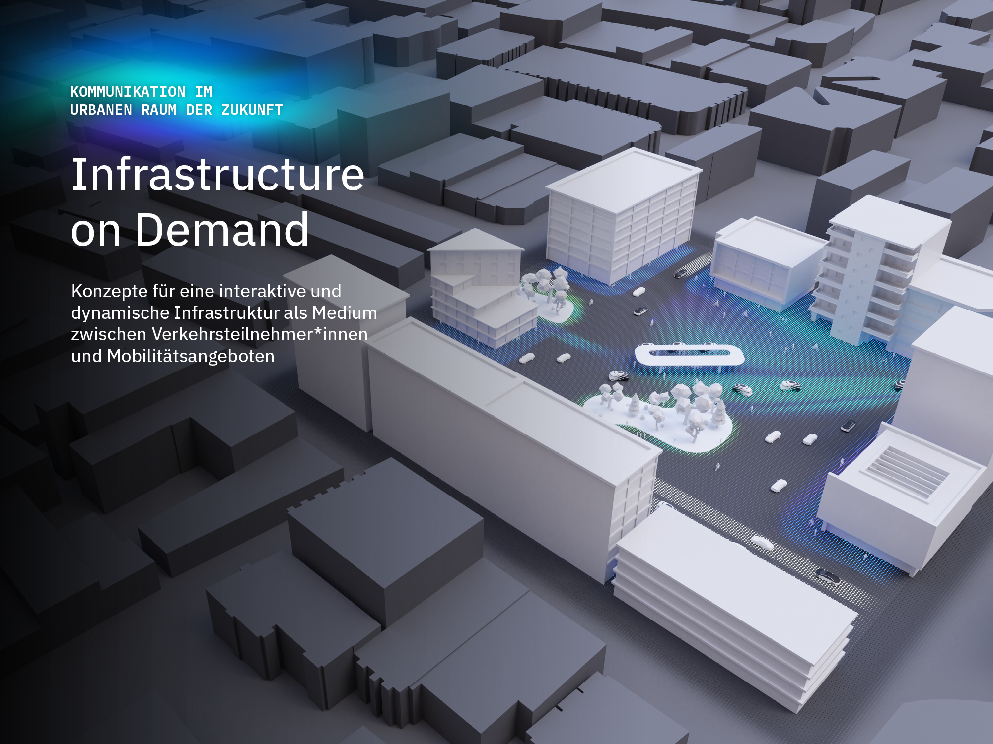 Infrastructure on Demand